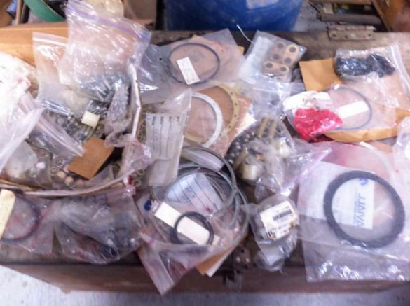 forsale parts of Pavnee 25-235 & 25-260