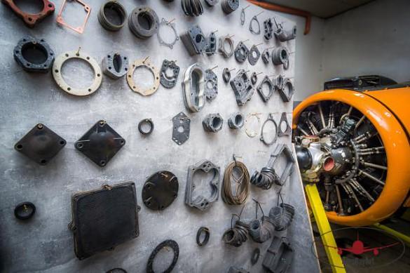 Parts for An-2, Asz-62ir