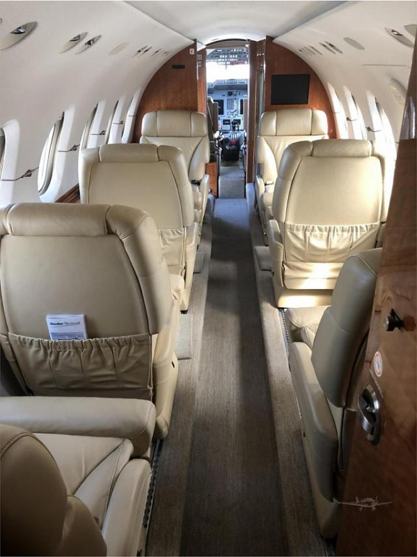 2008 HAWKER BEECHCRAFT Hawker 900 XP