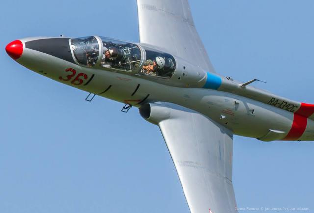 1973 AERO (Vodochody) L-29 Delfin
