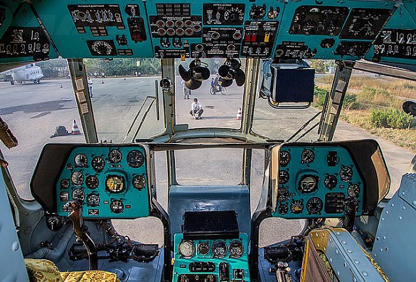 1991 MIL Mi-8