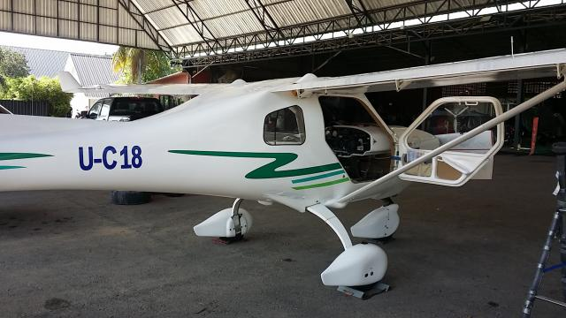 2012 JABIRU Jabiru J170 Sole owner.