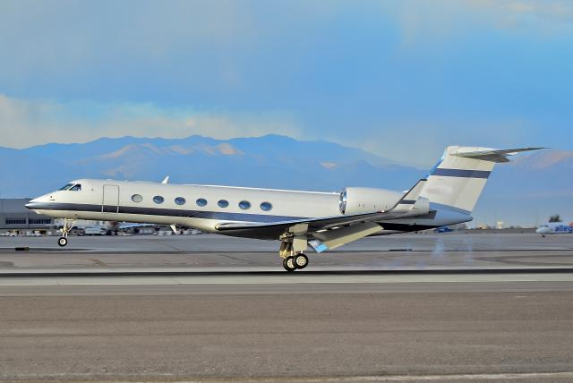 2011 GULFSTREAM AEROSPACE Gulfstream G550 For sale