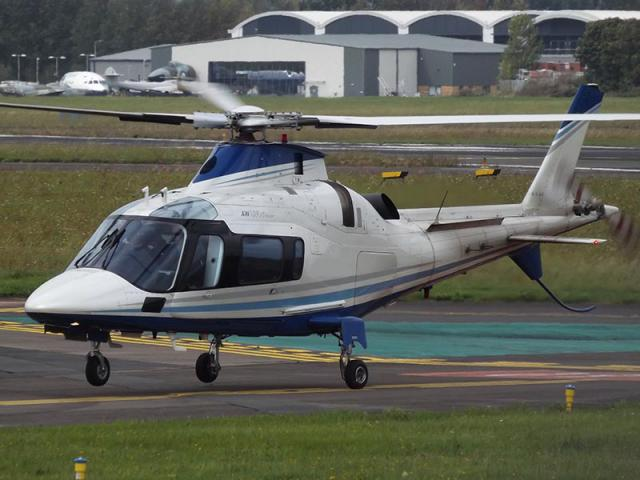 2008 AGUSTAWESTLAND AW-109 Power Elite