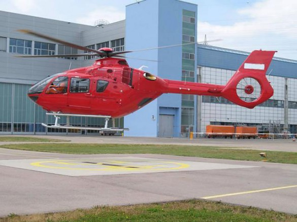 2013 AIRBUS HELICOPTERS H-135 P2i+