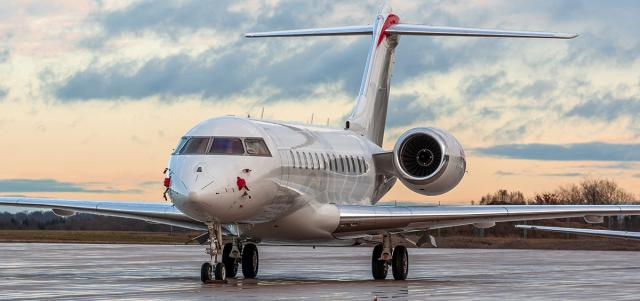 2006 BOMBARDIER Global Express XRS