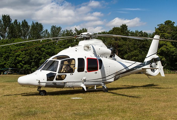 2015 EUROCOPTER EC-155 B1