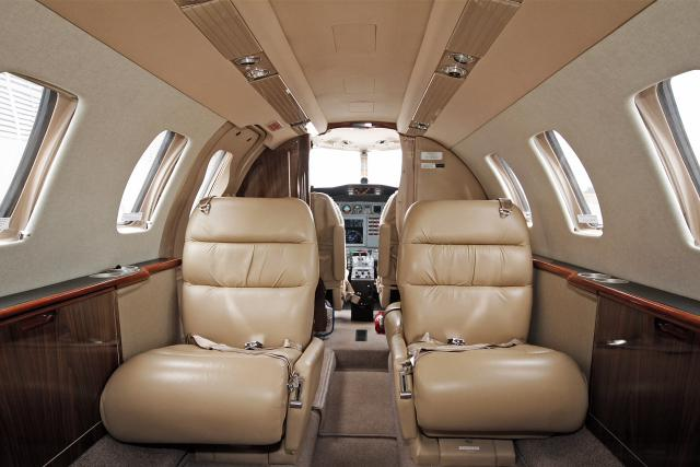 2001 CESSNA Citation CJ1