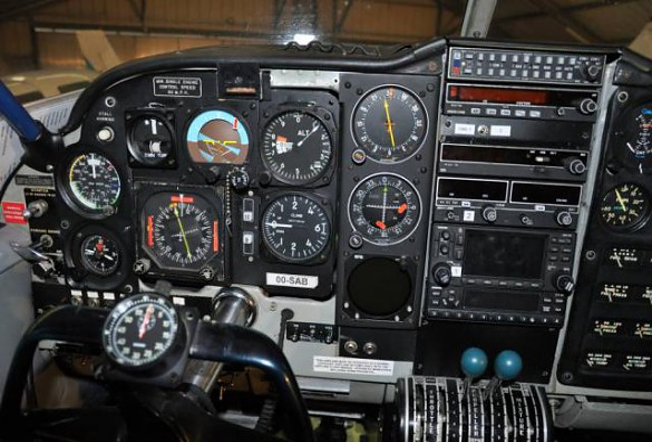 1963 PIPER PA-23-250 Aztec