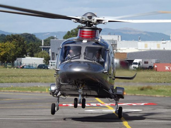 2017 AGUSTAWESTLAND AW-169 Almost new