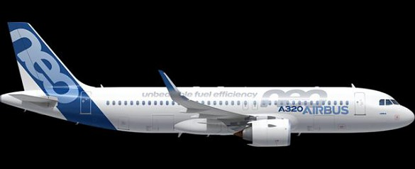 2019 AIRBUS A-320 NEO