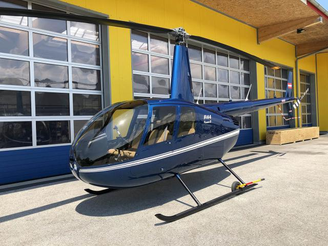 2020 ROBINSON R-44 Raven II
