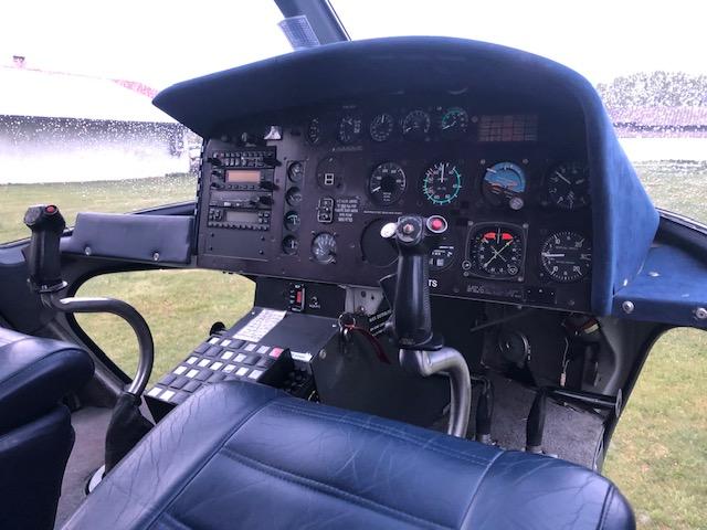 1986 EUROCOPTER AS-350 Ecureuil BA