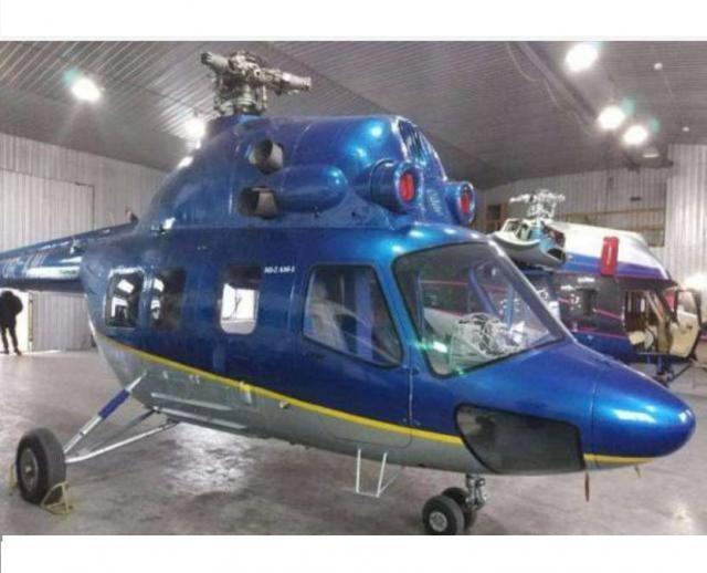 2008 MIL Mi-171 Mi 171