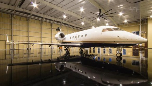 1987 BOMBARDIER CL-600 Challenger 601 ADSB Compl