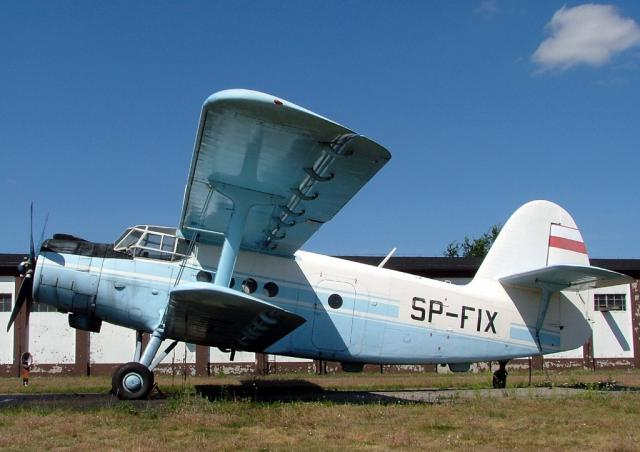 1980 ANTONOV An-2