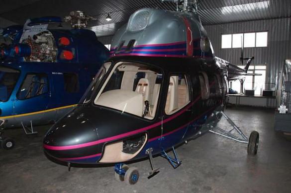 2020 MIL Mi-2 Mi2msb