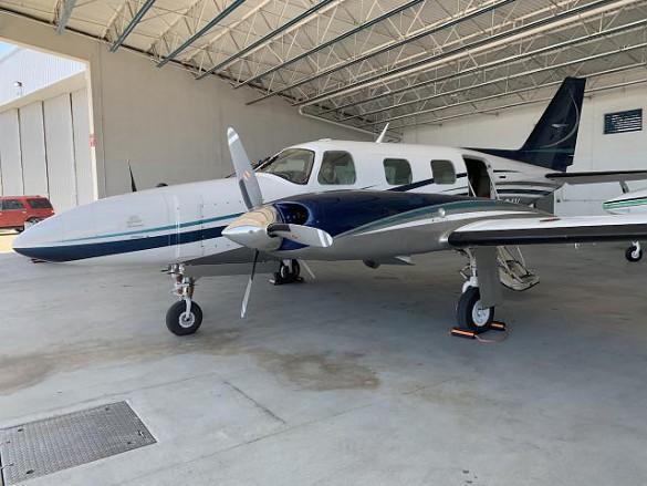 1984 PIPER PA-31P-350 Mojave