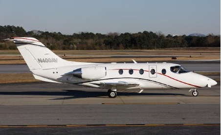 2004 HAWKER BEECHCRAFT Hawker 400XP