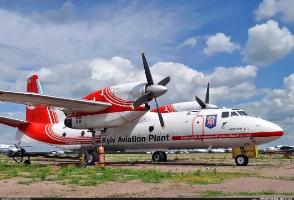 2010 ANTONOV An-32 An 32b