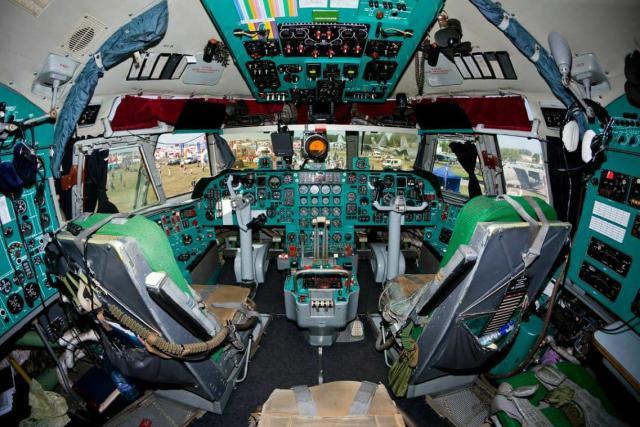 1992 ILYUSHIN Il-114 IL 76,Il 76