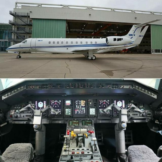 2012 EMBRAER A-29 Legacy 650