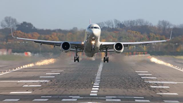 1990 BOEING 757-300 757F