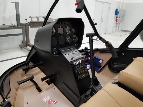2020 ROBINSON R-66 Turbine
