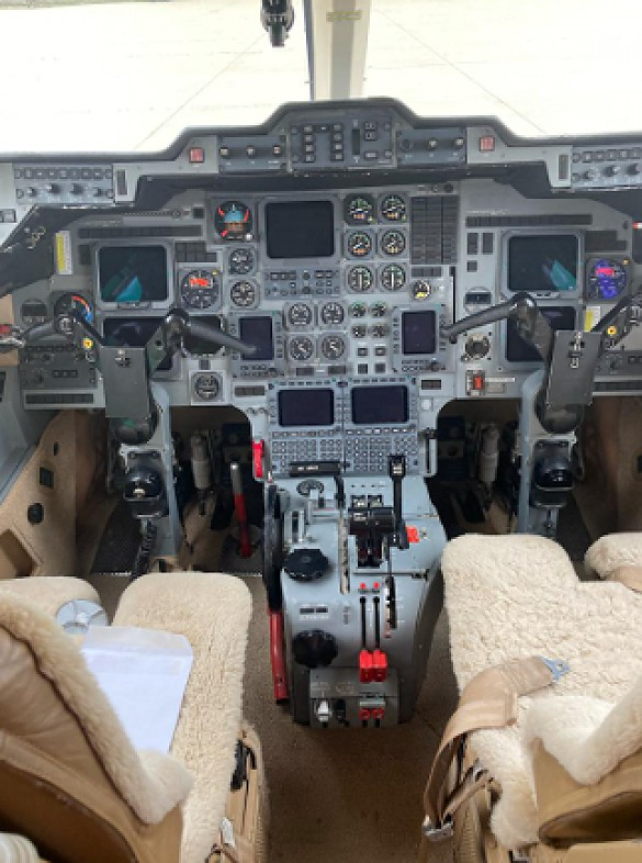 1997 HAWKER BEECHCRAFT Hawker 800 XP - Offer