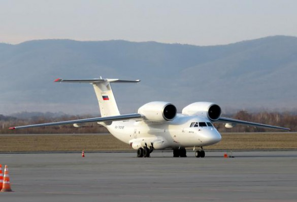 1994 ANTONOV An-74-200