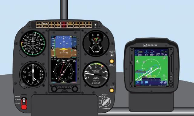 2021 ROBINSON R-44 Cadet IFR Trainer